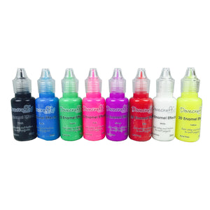 Dovecraft 3D Enamel Effects - 20ml