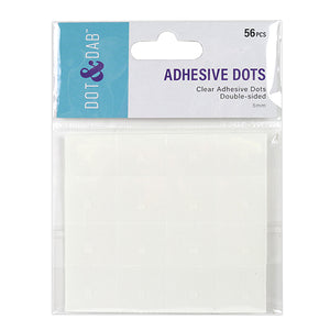 Dot and Dab Adhesive Dots 5mm