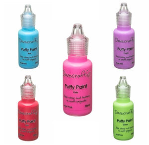 Dovecraft Puffy Paint - 20ml