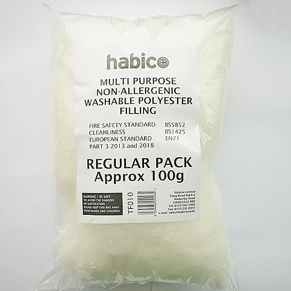 Habico Toy Filling / Stuffing - 100g