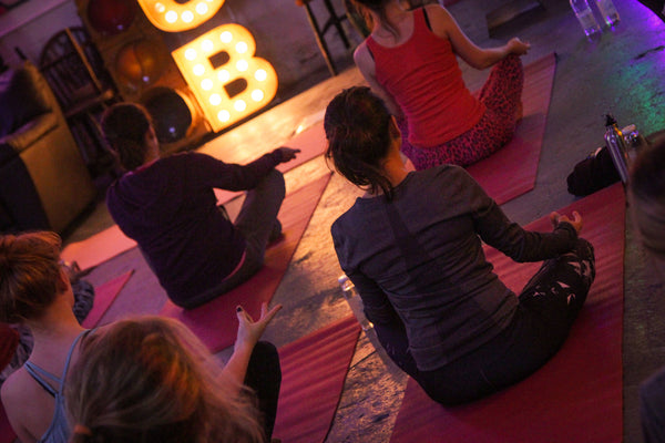 Goodlife Disco Yoga Workshop