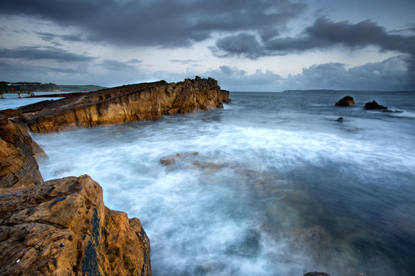 Pans rocks at Ballycastle