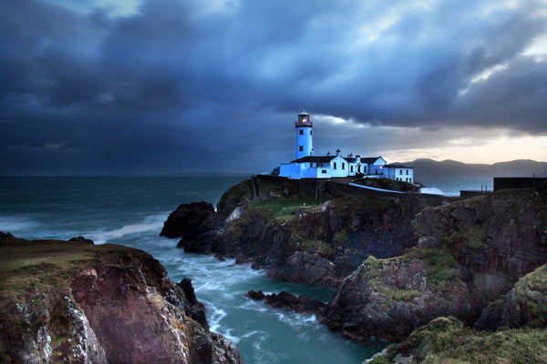 Dawn at Fanad Lighthouse on Donegal