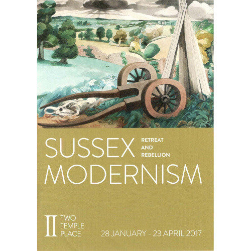 5 reasons to visit Sussex Modernism at Two Temple Place