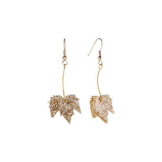 fallen leaves earrings by tatty devine britain can make it