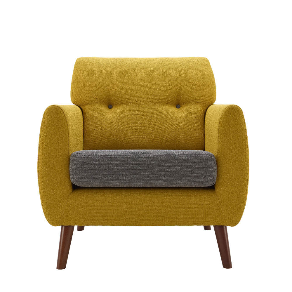 G Plan The Sixty Three armchair - Britain Can Make It