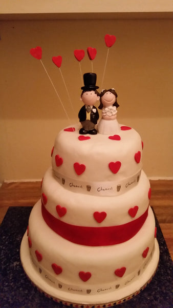 Wedding Cakes - 3 Tier - Square - Round - Bespoke - Fabwedding