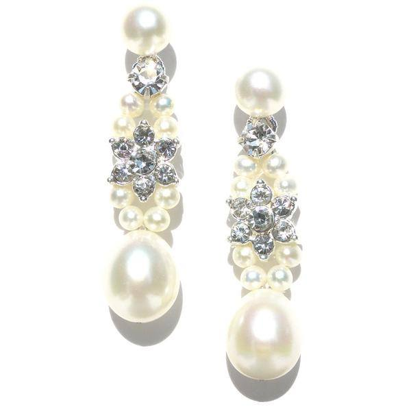 bridal look earrings jewellery bundle fabwedding