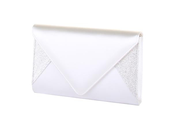Bridal envelope handbag occasion and party fabwedding bundle rainbow club