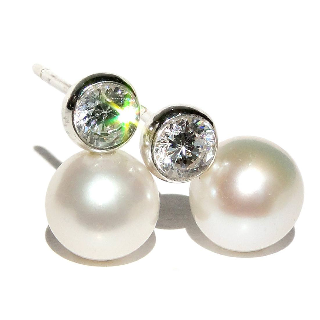 Jewellery - Divine Destiny - Earrings - Pearl - Wilma - FABWedding