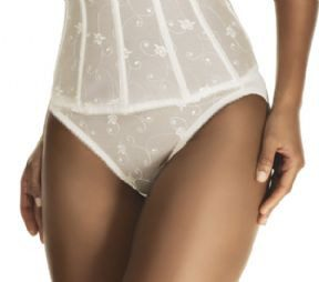 Flower Lace Brief, Lingerie - FABWedding