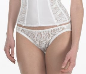 Lace Brief, Bridal Lingerie - FABWedding