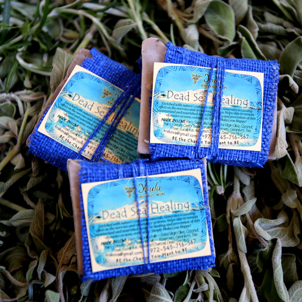 Youla Natural Soap - Dead Sea Healing