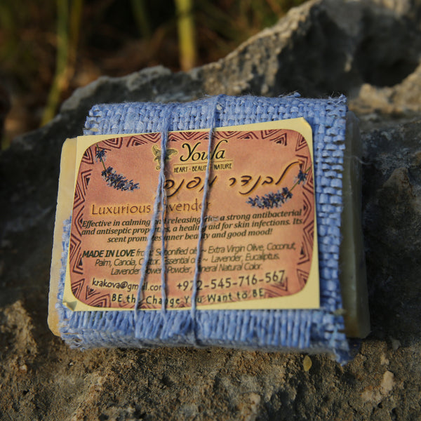 Youla Natural Soap - Lavender