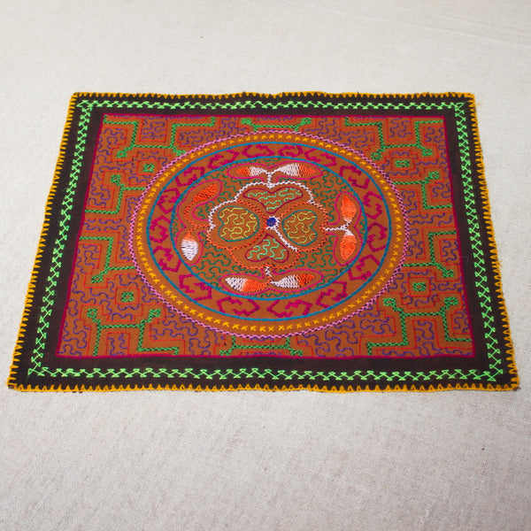 Blessed Flower - ORIGINAL SHIPIBO EMBROIDERY