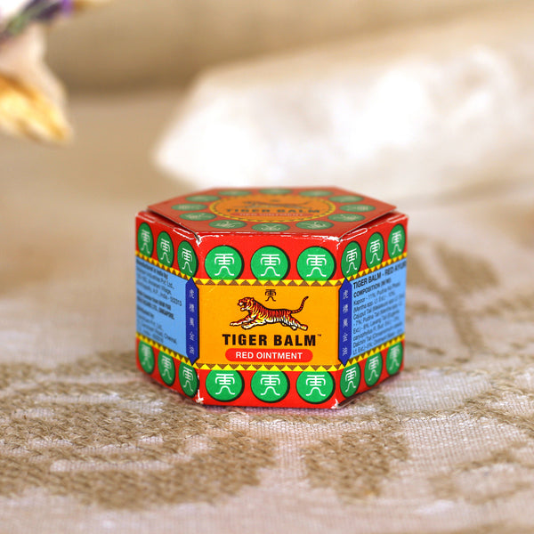 Tiger Balm - Red Ointment 10gr
