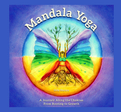 Mandala Yoga Coloring Book