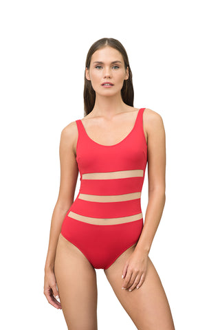 NEST SWIMSUIT - by Gideon Oberson Swimwear - Oberson House Of Design