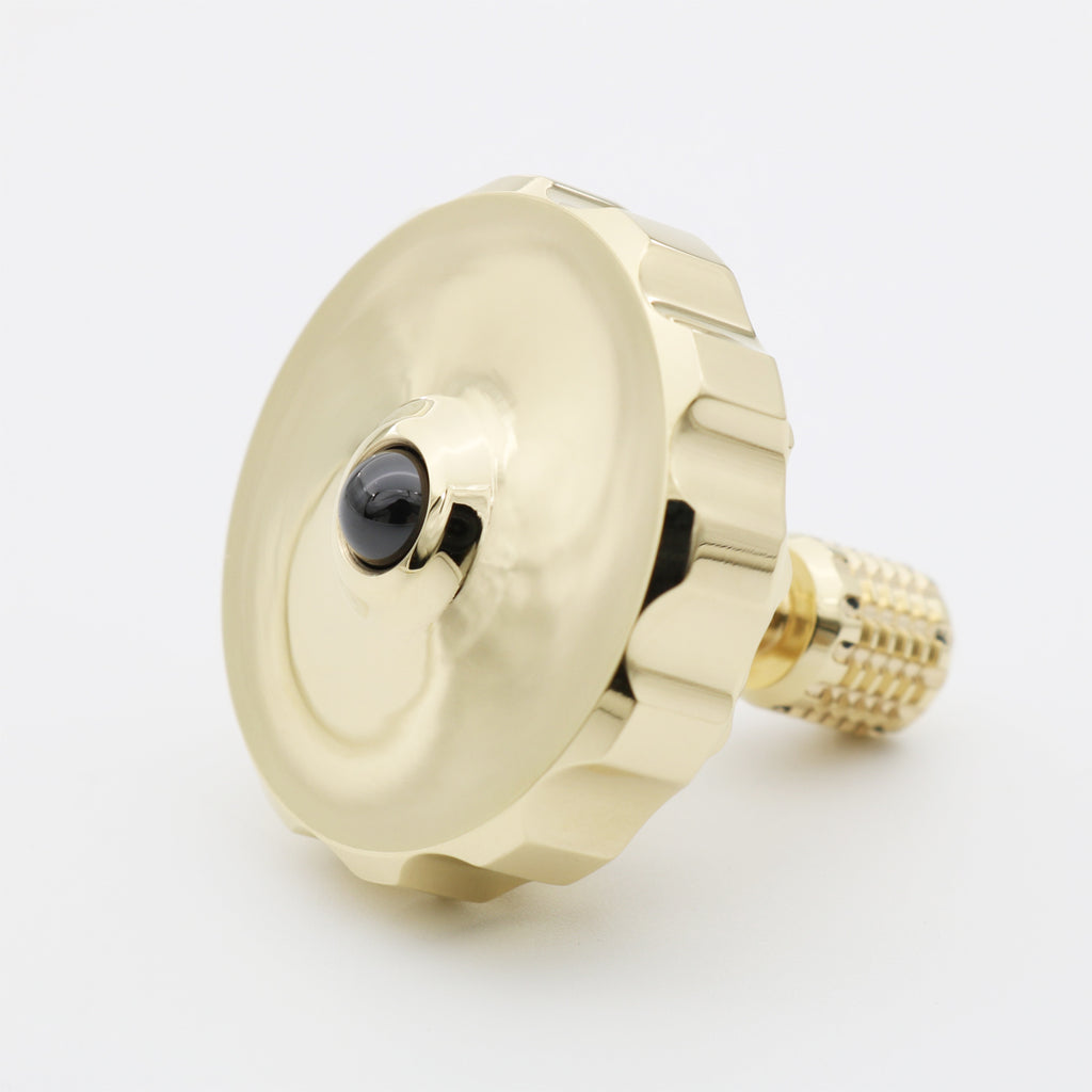 Vorso Whirling Dervish Brass Spinning Top (restock soon)