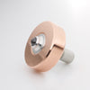 Image of Copper & Stainless Mixed Metal Mk1 Spinning Top