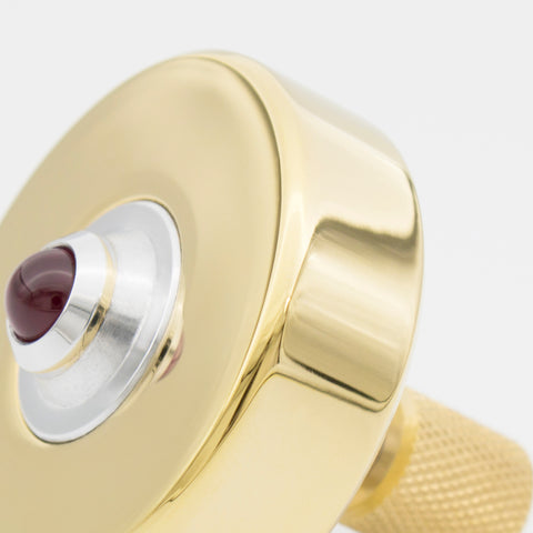Image of Polished Mk1 - Brass (restock soon)