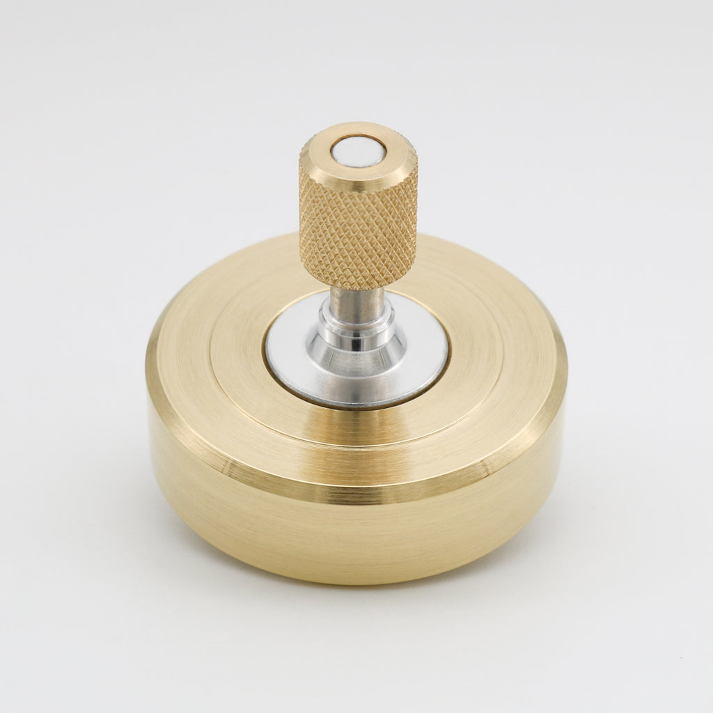 Machine Finished Mk1 - Brass