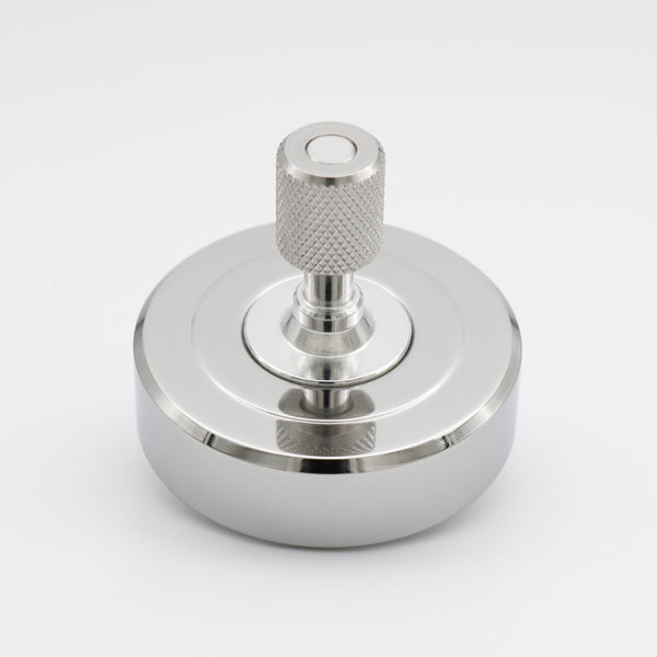 Polished Mk1 Spinning Top - Stainless