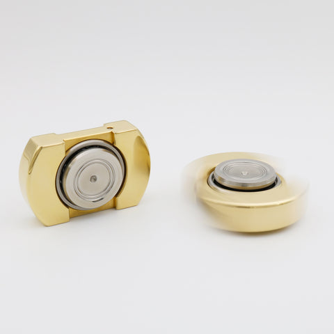 Image of Polished Flat Top V1 - Brass