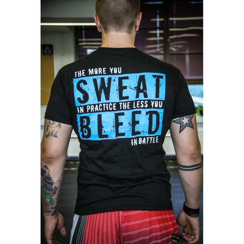 Defendo Alliance Sweat and Bleed T-paita