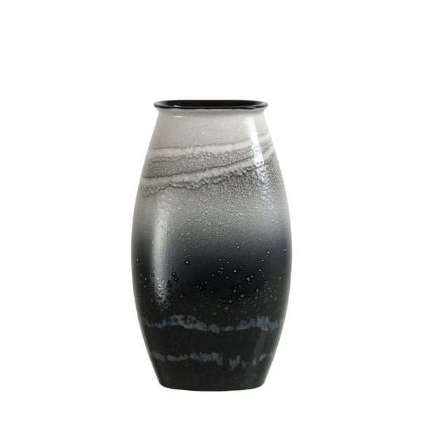 Aura Manhattan Vase 26cm Poole Pottery
