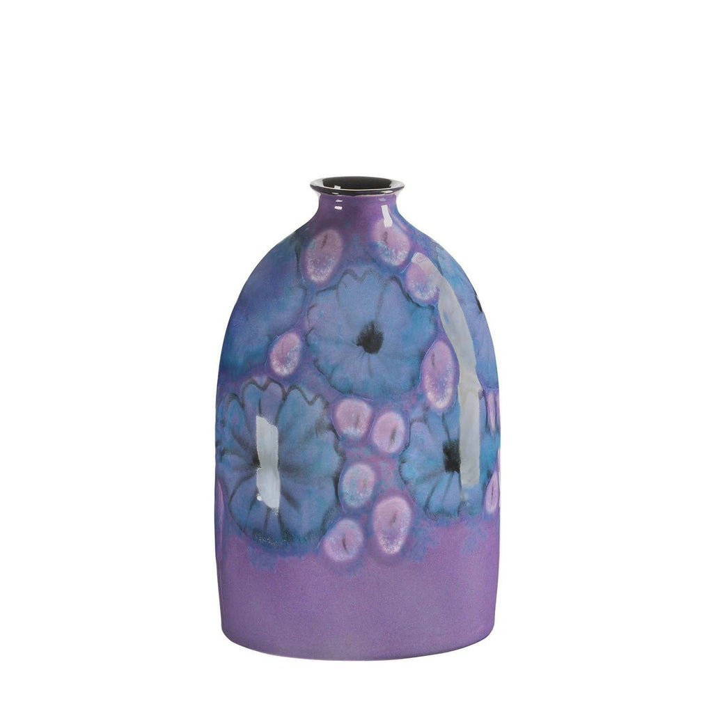 Vase - Jasmine Oval Bottle Vase 23cm Medium