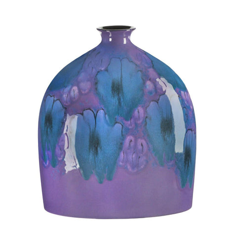 Jasmine Oval Bottle Vase 28cm Large