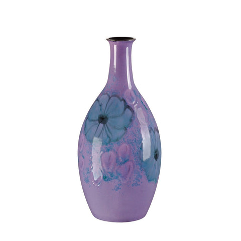 Jasmine Tall Bottle Vase 26cm