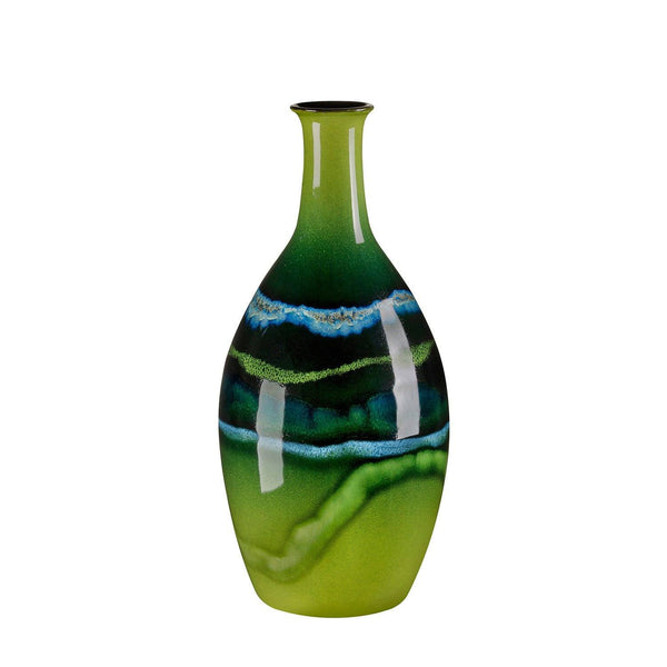 Vase - Maya Tall Bottle Vase 26cm