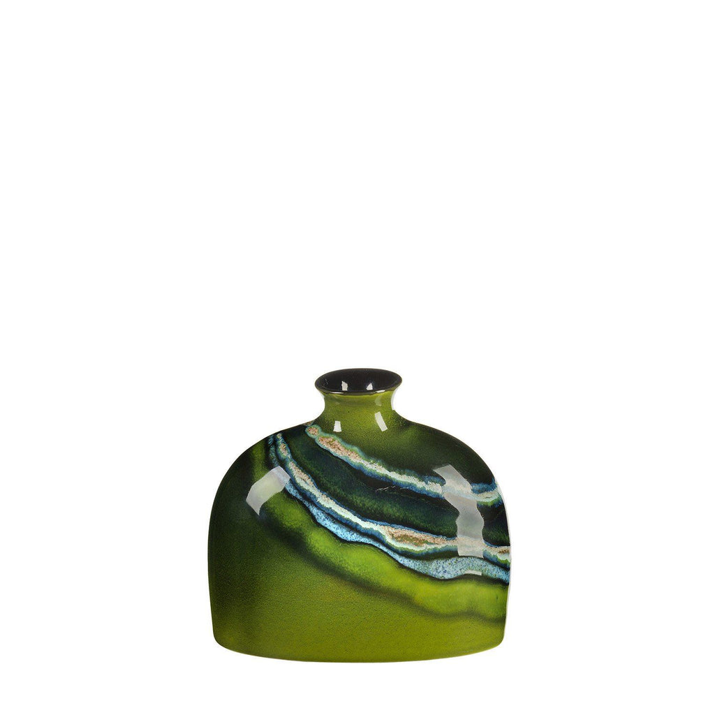 Vase Seconds - Maya Oval Bottle Vase 12cm Small Seconds