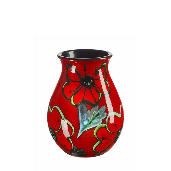 Vase Seconds - Poppyfield Venetian Vase 16cm Seconds