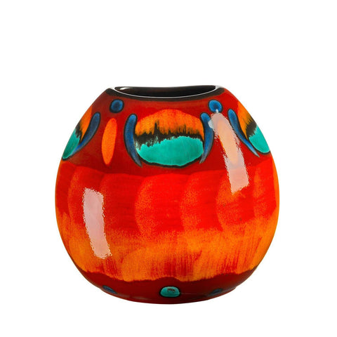 Volcano Purse Vase 20cm Seconds