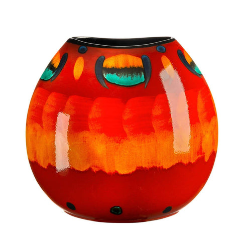 Volcano Purse Vase 26cm Seconds
