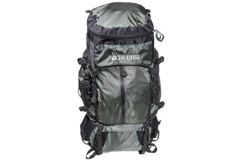 12 Survivors Windom 65 Backpack TS43001 - OPTICS PROS