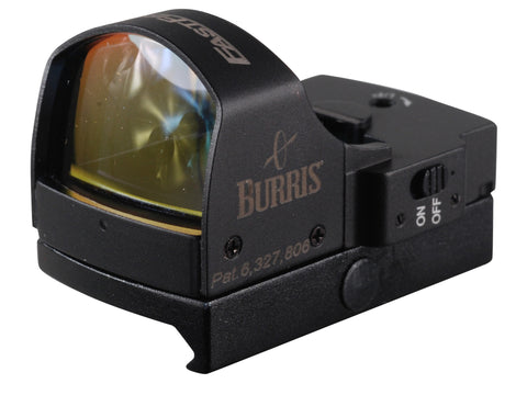 Burris FastFire II Red-Dot Reflex Sight w/ 4 MOA Dot Reticle - OPTICS PROS