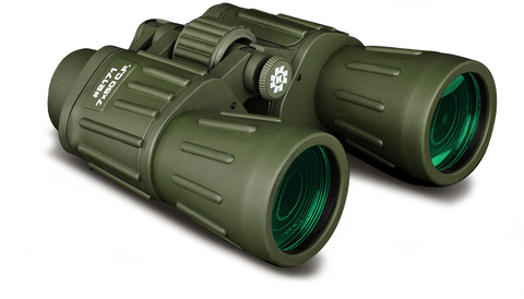 Konus Army 10x50mm Military Binoculars 2172 - OPTICS PROS