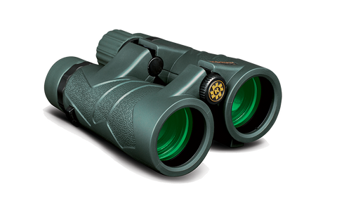 Konus Emperor Open Hinge Binoculars 8x42mm Green 2341 - OPTICS PROS