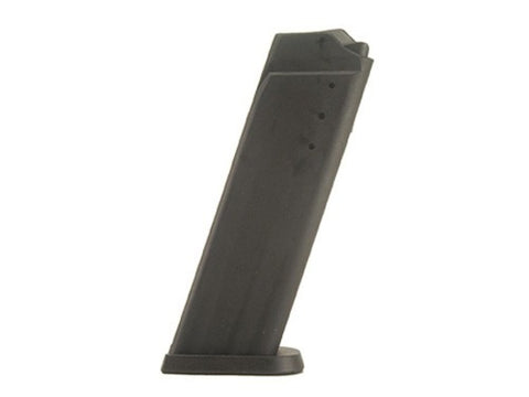 H&K Magazine HK USP 9mm Luger Polymer Black - OPTICS PROS