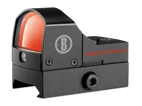 Bushnell First Strike Illuminated Red Dot Sight 730005 - OPTICS PROS