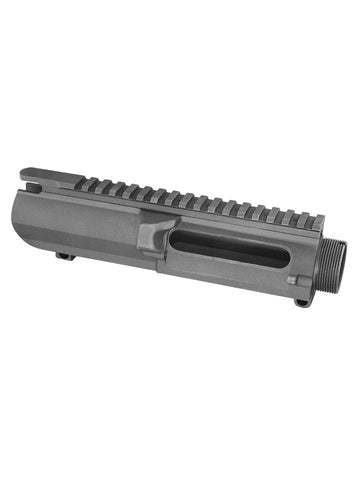 Luth-AR AR 308 A3 Stripped Upper Receiver .308 Win Aluminum Black - OPTICS PROS