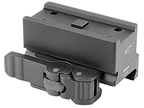 Aimpoint T-1 Co-Witness QD Mount Picatinny-Style Matte  MI-QDT1-CO - OPTICS PROS
