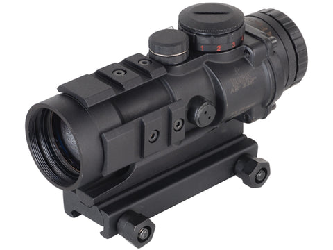 Burris AR-332 3x 32mm Prism Sight Ballistic CQ Reticle Matte 300208 - OPTICS PROS