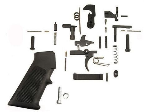 DPMS Complete Lower Receiver Parts Kit AR-15 - OPTICS PROS
