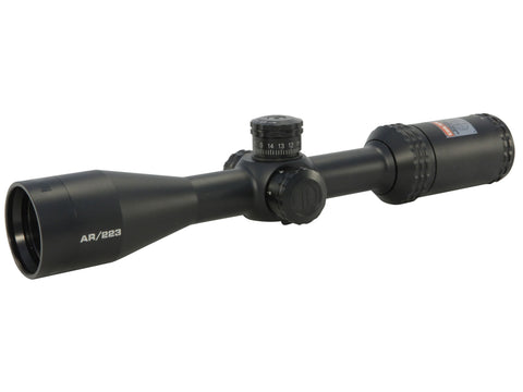 Bushnell AR Optics Rifle Scope 3-9x 40mm Side Focus Drop Zone-223 BDC Reticle Matte  AR93940 - OPTICS PROS