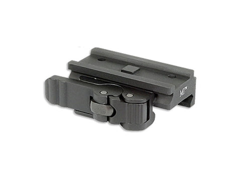Aimpoint T-1 Low QD Mount Picatinny-Style Matte MI-QDT1-L - OPTICS PROS